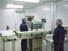 广州无尘净化车间-保健品净化工程
